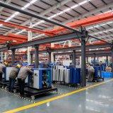 China-direkter gefahrener Elektromotor Wechselstrom-stationärer Drehschrauben-Luftverdichter