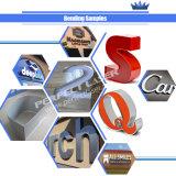 Macchina di borsatura di piegamento automatica della lettera della Manica dell'alluminio di 0.5-1.2mm