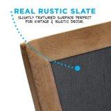Ein seitliche Stellung kundenspezifisches EinRahmen Tafel-Gestell - schöner Kiefer-Rahmen