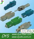 Atenuador Atenuador-Fijo de la fibra de MU del Hembra-Varón y disponible óptico