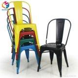De Metal industrial silla Tolix Silla de Comedor barato de acero de colores