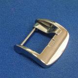 Dik Roestvrij staal 22mm van de Duimnagel de Gesp van de Band van het Horloge met 4.5mm Tong