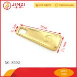 Oem High quality Metal Zipper Slider Puller for Handbag Accessories
