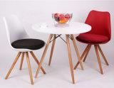 Italienische Art-moderner Stuhl pp.-des materiellen Plastikgarten-Stuhls