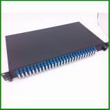 diviseur d'AP de 12PCS 1*8 dans ' montage sur bâti 1u 19 pour le système de Pon