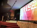 Самый лучший экран дисплея сбывания P3.91 крытый большой СИД для этапа церков