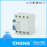 30mA ELCB tipo eletromagnética RCCB com marcação e aprovação de CB