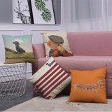 Funda de almohada creativa nórdica del Dachshund del nuevo producto