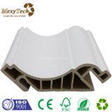 Vente en gros composée de panneau de papier de mur de PVC de panneau de DIY WPC