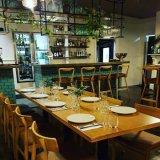 (SL-8110) Moderne speisende Möbel-hölzerne Gaststätte, die Stuhl speist