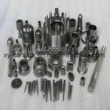Kundenspezifische Hartmetall-Teile mit innerer Schraube