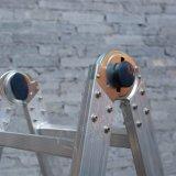 Profil de l'échelle en aluminium aluminium multifonction
