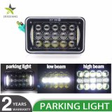 5X7 Auto Projecteur IP68 48W 5D 12 Rectangle voiture 24 volts 4X6 Projecteur à LED pour Jeep Wrangler