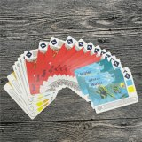 Novas placas educativas Cartas de jogar
