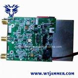 Cartão-matriz para o telefone de pilha do Portable 3G 4G & o jammer selecionáveis de Lojack