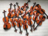 판매 악기를 위한 OEM Teka Chinrest Handmade 향상된 바이올린