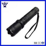 Populäre 1101 Aluminiumlegierung Tazer mit LED-Taschenlampe (SYSG-86)