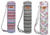 Осуществление Full-Zip коврик Проведите стропу йоги Multi-Functional подушек безопасности с карманами для хранения