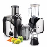 Miscelatore potente 3 del Juicer della frutta in 1 con il vaso di vetro