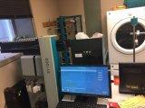 Appareil de contrôle d'analyseur de test de filé dans l'industrie textile