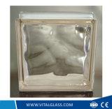 Bloque de cristal claro/azul/del verde/del color de rosa de la seguridad endurecida Tempered (GB)