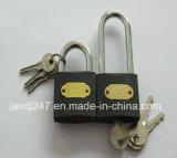 Cadeado de aço da alta qualidade para a cor dourada da segurança e a cor do cinza
