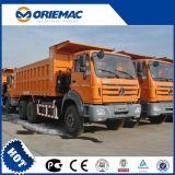 Beiben 6 door 4 de Vrachtwagen van de Stortplaats van de Vrachtwagen van de Stortplaats 310HP met het Systeem van de Leiding