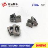 Inserti di giro di CNC del carburo cementato da Zhuzhou