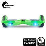 Zwei Rad-intelligenter Ausgleich-elektrischer Roller elektrisches Hoverboard mit Bluetooth Lautsprecher