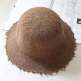 Form-beiläufiger Wannen-Hut mit Customed Entwurf und Firmenzeichen