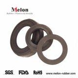 Vition anillos de caucho de silicona con diversos tamaños de la junta tórica