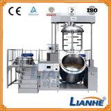 El tanque del mezclador de la emulsificación del vacío para el ungüento poner crema de mezcla del petróleo