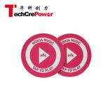NFC Nt213 Van de nfc- Markering -8 13.56MHz De Sticker van het nfc- Document/Etiket/Slimme Kaart voor Toegang
