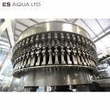 El lavado de la botella de agua pura de limitación de la línea de llenado planta embotelladora de la máquina