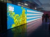 Schermo di visualizzazione locativo esterno del LED P10 per la fase