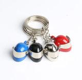 Trousseau de clés créateur de porte-clés de Fob de clé de boucle de chaîne principale de casque de vélo de moto