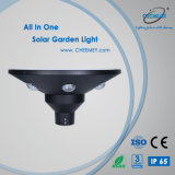 Économie d'énergie de l'éclairage du paysage avec la lumière solaire Powered 12W