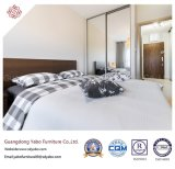 Деревянная мебель гостиницы для короля Спальни при установленная мебель (YB819)