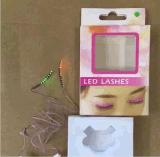 2018 última moda cílios LED Design Superior LED piscando Eye chicotadas