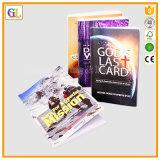 Impression Softcover élevée de livre de Qaultiy (OEM-GL012)