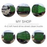 3cbm 판매를 위한 소형 거리 청소 진공 흡입 스위퍼 트럭
