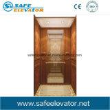 Лифт виллы вытравливания зеркала нержавеющей стали