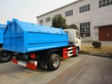 Caminhão de lixo comprimido de Faw 4X2 180HP
