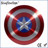 De Bank 6000mAh van de Macht van het Ontwerp van kapitein America Shield Super Helden (xh-Pb-140)