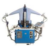 Máquina de pressão da lavanderia para a loja da tinturaria