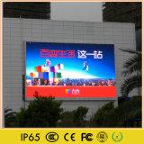 Visualización de LED fácil a todo color al aire libre de la instalación para el vídeo de la pantalla