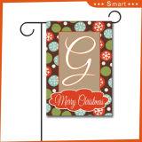 熱い販売のクリスマスの装飾は卸売のためにフラグを付けるために屋外のカスタム庭に文字を入れる