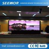 Hohes Definition P2mm farbenreiches LED-Bildschirmanzeige-Innenpanel für Nierenstadium
