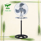 "Osxillating extensible de 18"" 3n1 Industric électrique Table de peuplement ventilateur mural"