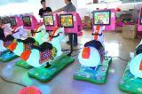3Dビデオとの動物の子供の乗車